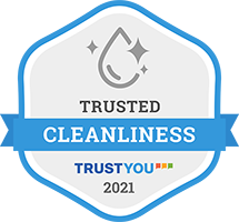 Trusted Cleanliness Badge(衛生管理・対策マーク)を取得